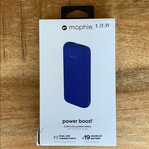 Morphie power boost portable battery